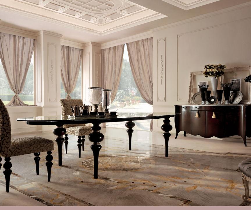 Camera Da Letto Giusti Portos. Perfect Arredamento In Stile Classico ...
